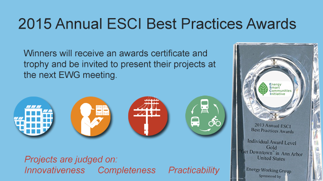 2015 ESCI Competition